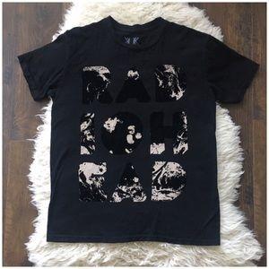 Radiohead 2017 World Tour Concert Shirt W.A.S.T.E.